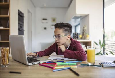 Creating Your At-Home Classroom