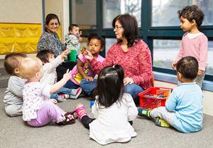 HeadsUp! Child Development Center - Pleasanton