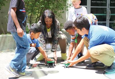 Bay Area Science and Technology Camps