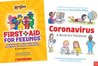 Free Coronavirus Books for Kids