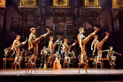 Take a Stand with Newsies!