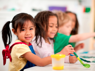 Best Preschools & Daycares in the Bay Area
