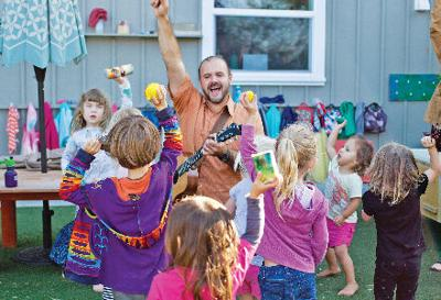 Music Therapy for Kids With Special Needs
