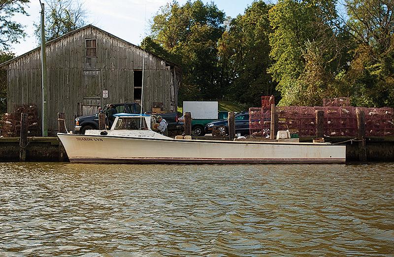 Turner's Landing on Turner's Creek, MD