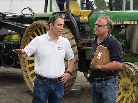To save farmland in Cumberland County, PA, officials look to Lancaster