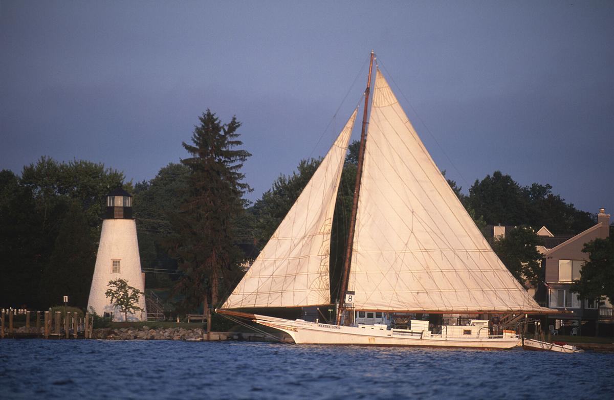 Skipjack at Havre de Grace, MD