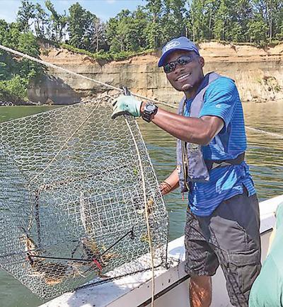 Morgan State University crab survey