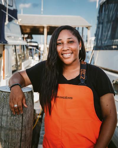 Imani Black, Minorities in Aquaculture