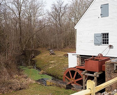 Old Wye Grist Mill