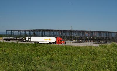 Mega-warehouses take toll on environment, localities