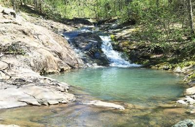 Hole lot of fun: Natural swimming pools in the Blue Ridge