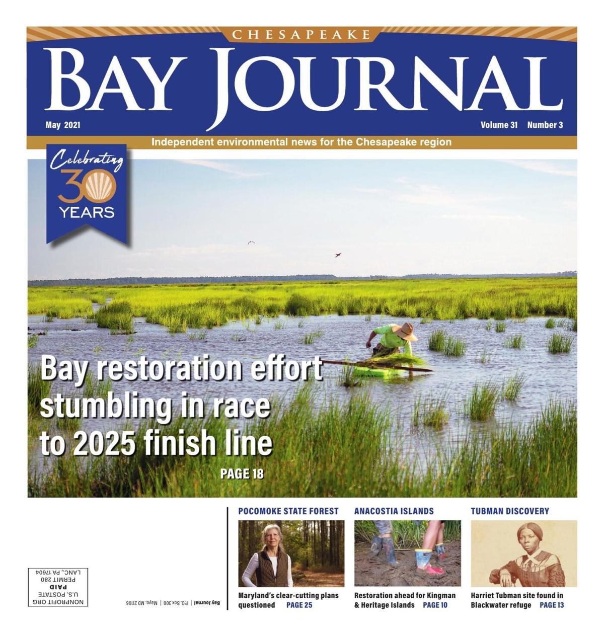 Bay Journal 2021 May