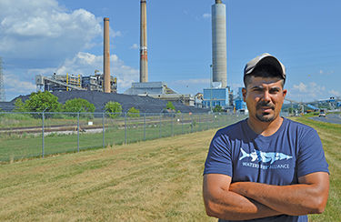 Coal ash contaminated groundwater at almost all monitored sites