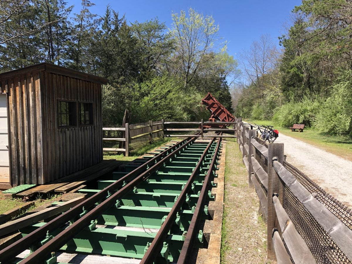 VA Blue Ridge Railway Trail