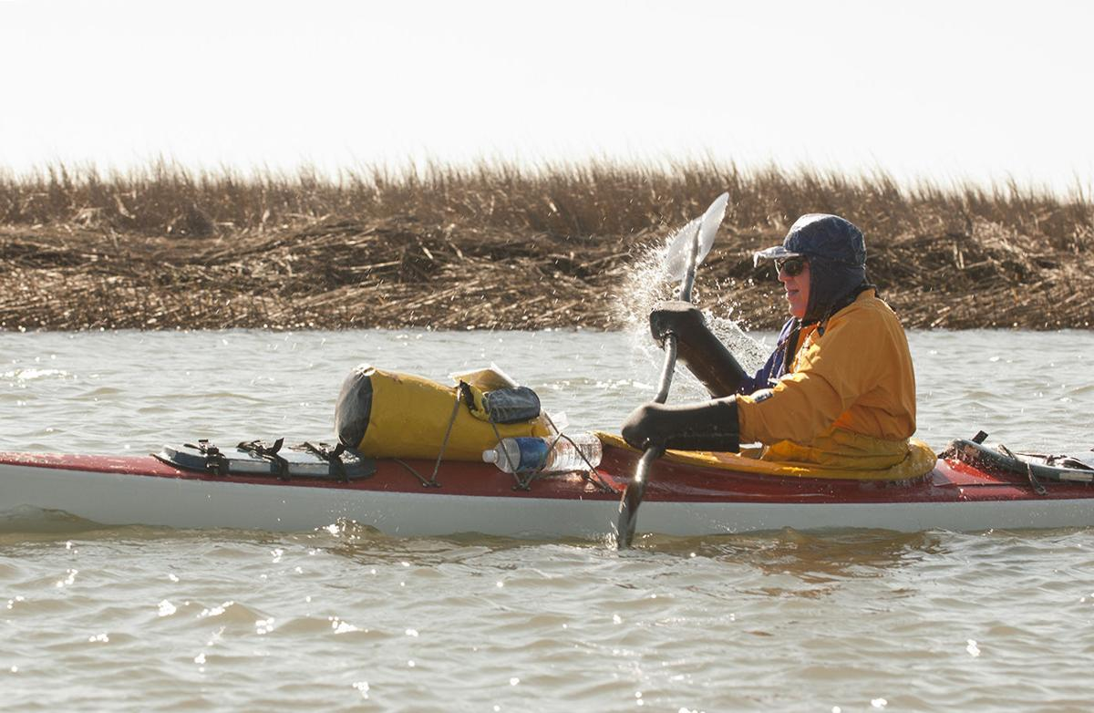 Coldwater paddling