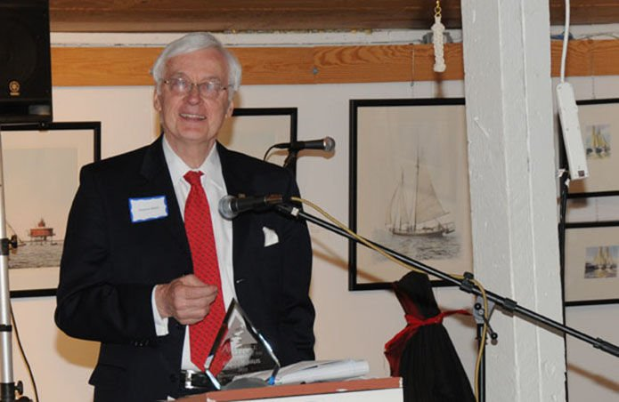 Former VA governor dies; Baliles laid a foundation for Bay progress