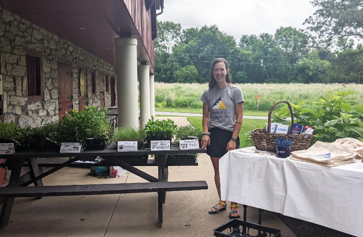 Rebecca Lauver, Chesapeake Conservation Corps