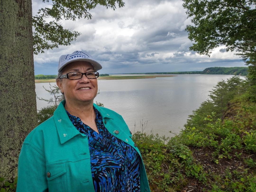 Chief Anne Richardson, Rappahannock Tribe