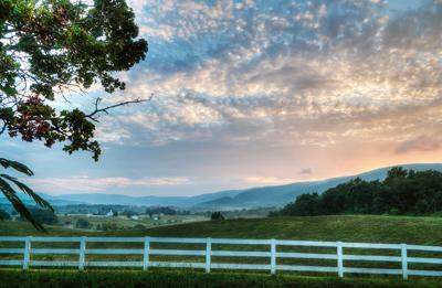 Farmland in Albemarle County, VA
