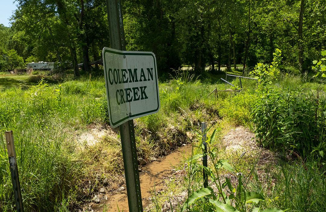 Coleman Creek, Eagle Harbor MD