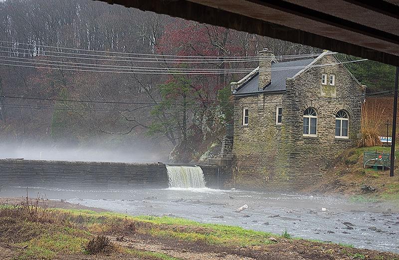 Octoraro Water Company Dam & Pump House, PA