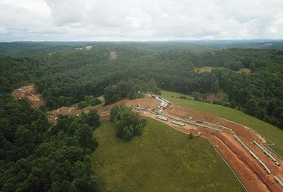 Atlantic Coast Pipeline in WV