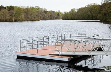 ADA fishing platform in MD