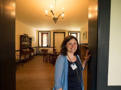 Lauren Silberman, Historic London Town and Gardens, MD