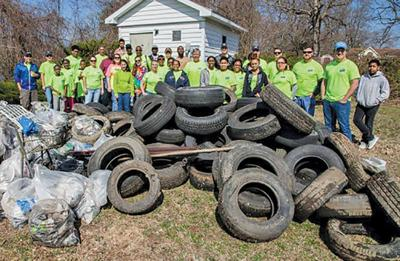 Project Clean Stream engages businesses, makes a splash locally
