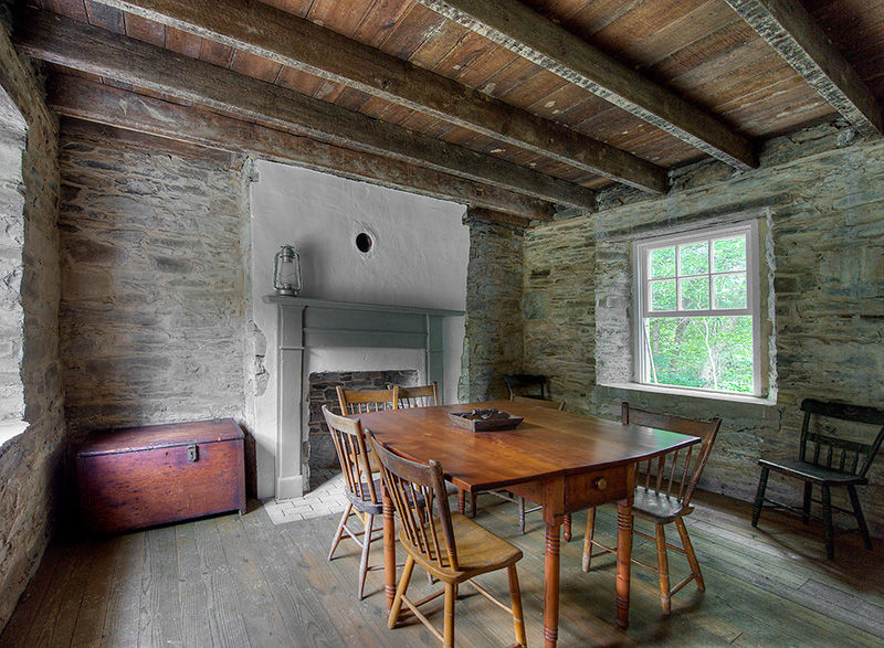 C&O Canal quarters are locked in a time warp