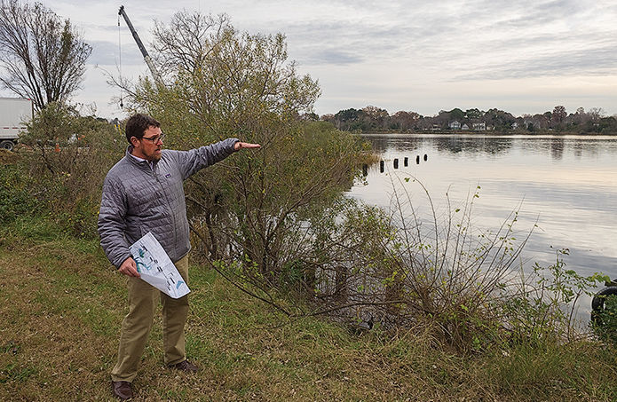 Norfolk counting on flood-resiliency project to offset wetter future