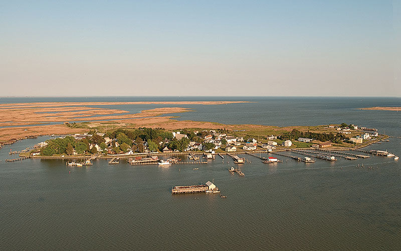 Village of Tylerton, Smith Island MD