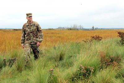 Army Corps commander retires from Baltimore District with a legacy of oyster and island restoration