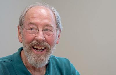 Scientist Mike Kemp