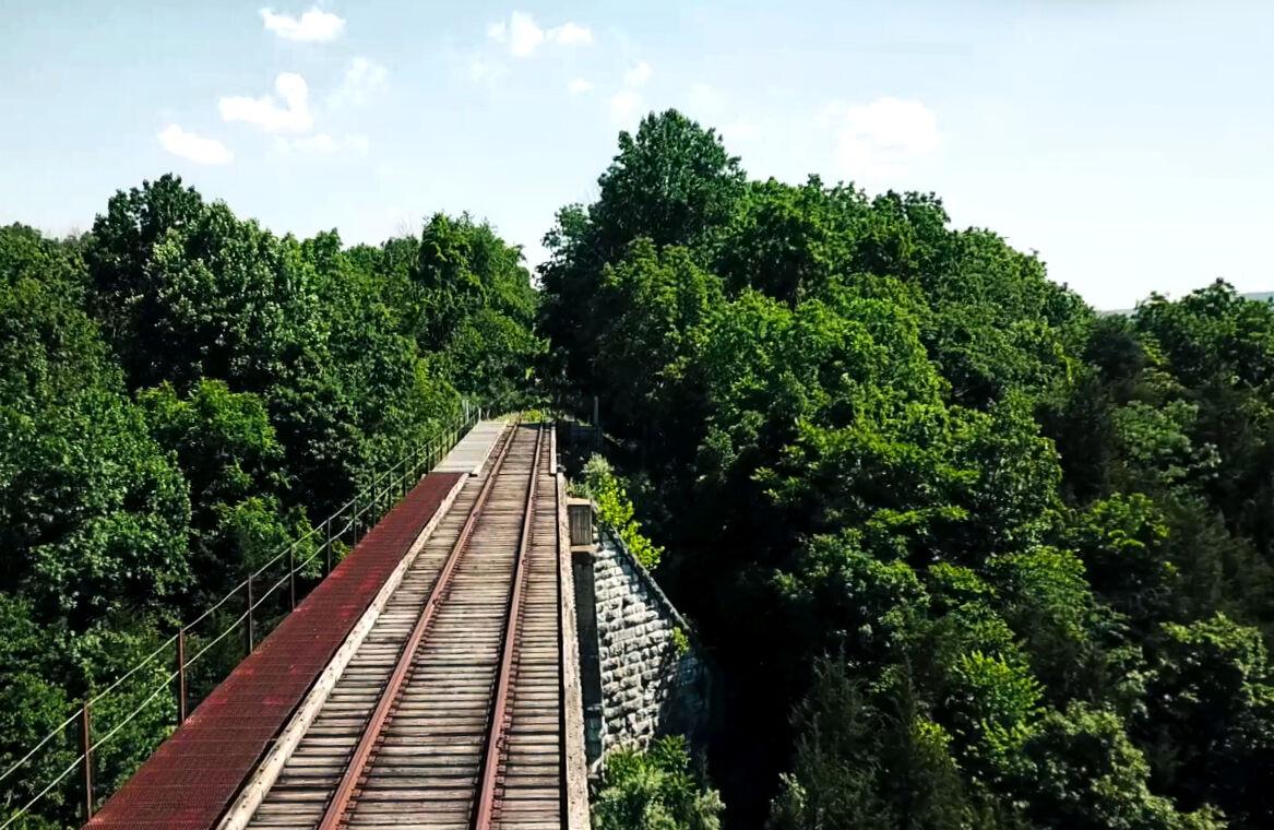 Shenandoah Rail Trail