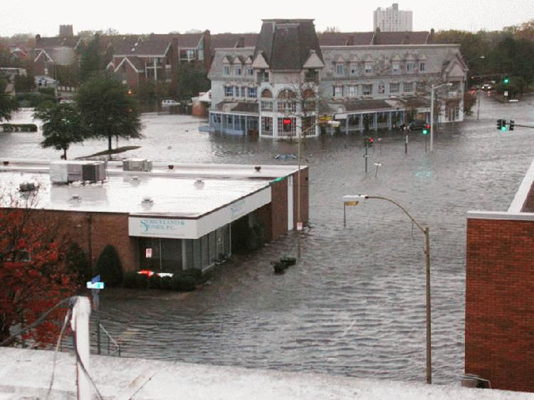 Sea level along Chesapeake rising faster than efforts to mitigate it