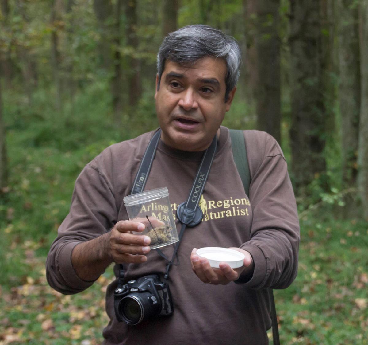 Alonso Abugattas, VA naturalist