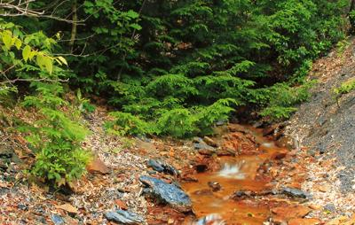 Orange water, dirty air: What will it take to clean up abandoned mine land in the Chesapeake watershed?