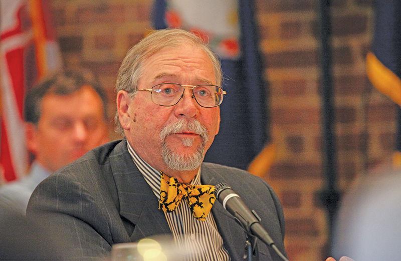 Mayor Rick Gray of Lancaster, PA