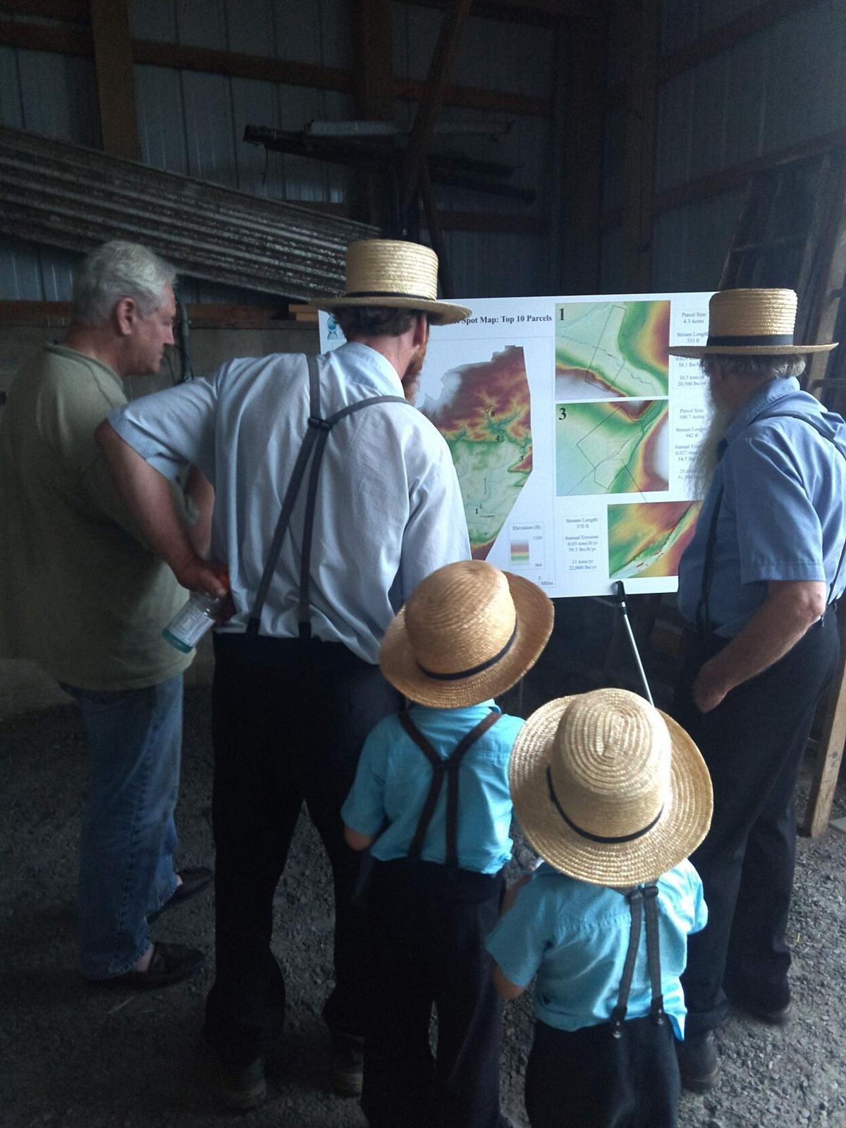 Farm demonstration day, PA