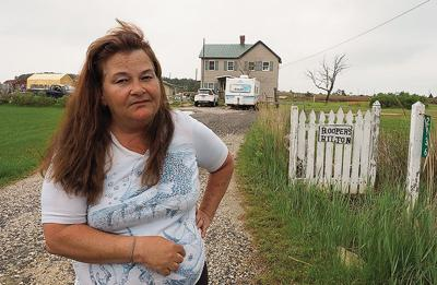 Kathy Blake of Hoopersville, MD