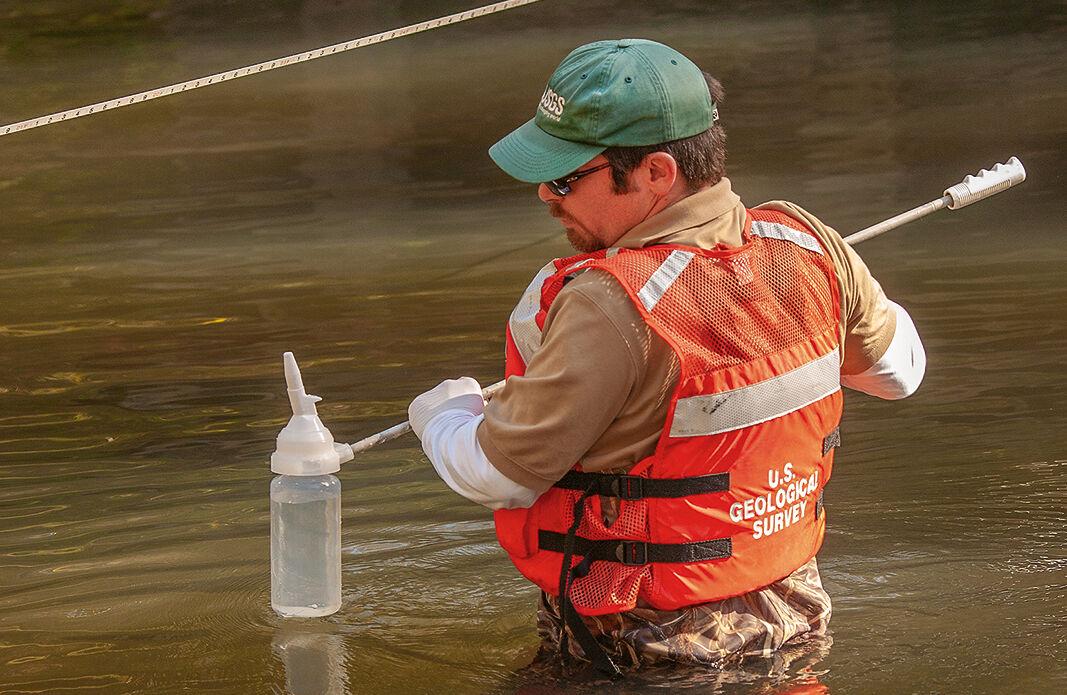 USGS water monitoring