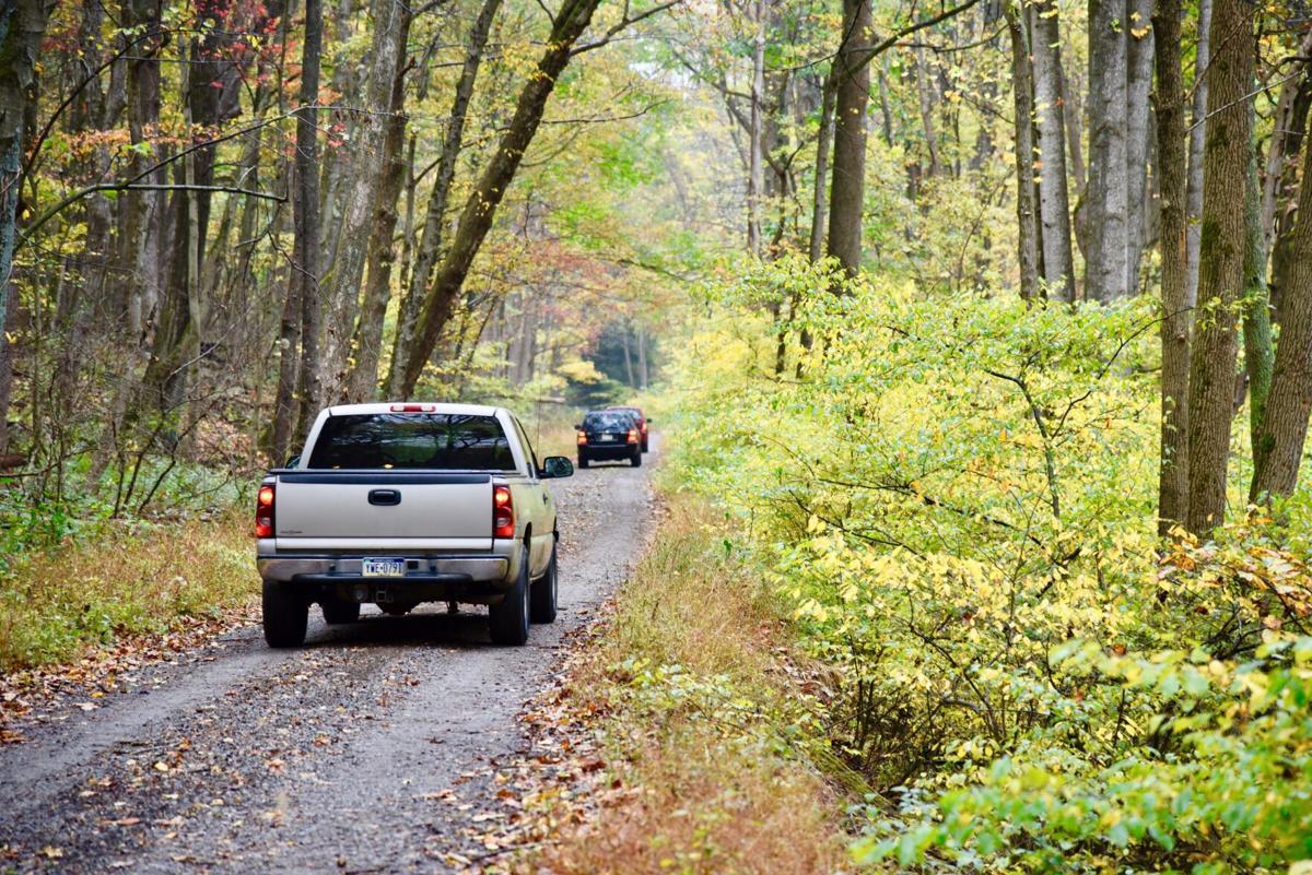 Stony Creek Valley PA driving tour