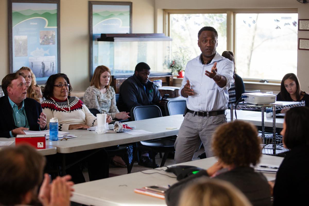 Chesapeake Bay Program diversity workgroup