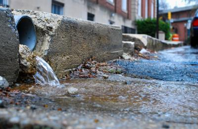 Stormwater in Annapolis