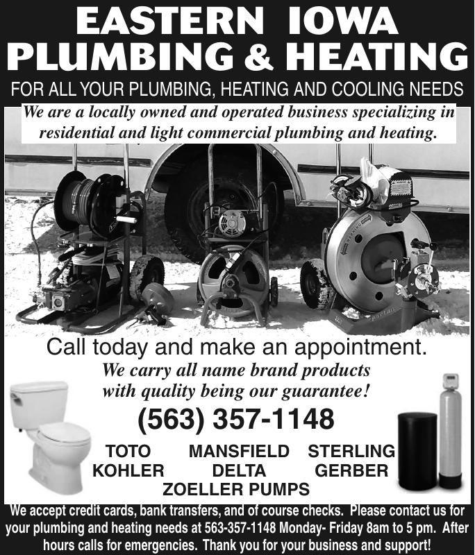 Eastern Iowa Plumbing & Heating