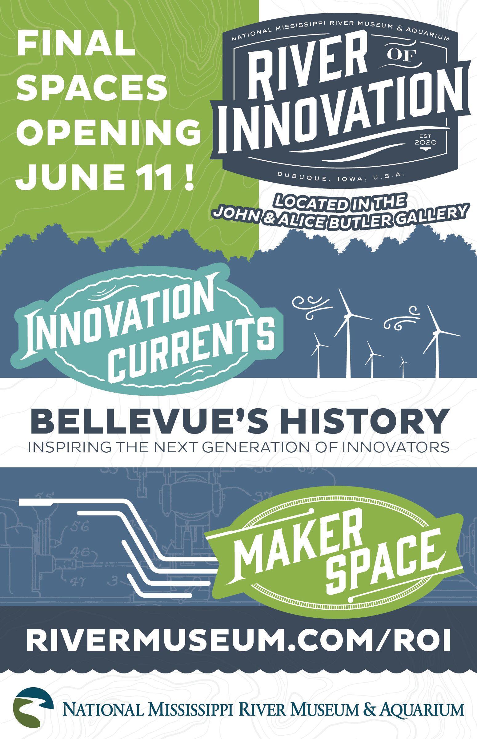 River of Innovation