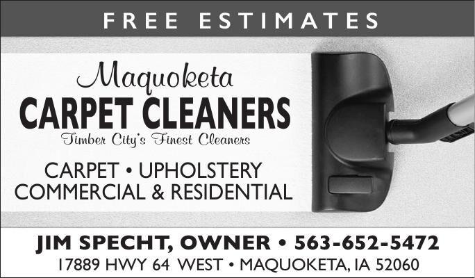 Maquoketa Carpet Cleaners