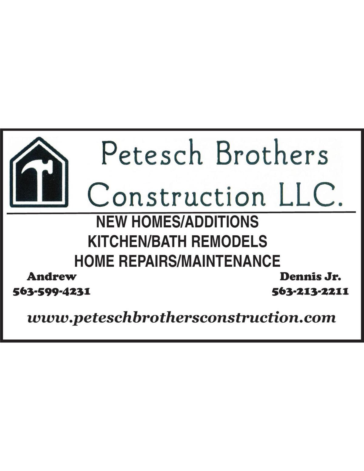 Petesch Brothers Construction LLC