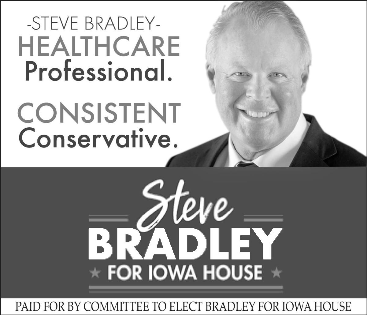 Steve Bradley for Iowa House